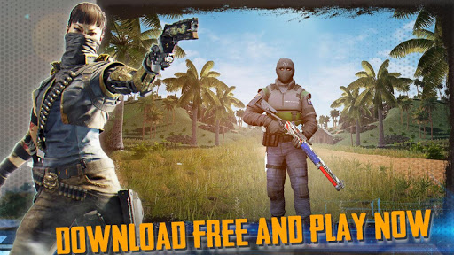 Survival Free Fire Squad Legends Firing Squad  captures d'écran 2