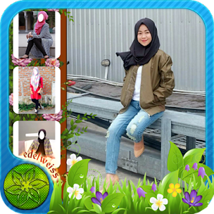 Jeans Women Muslim - náhled