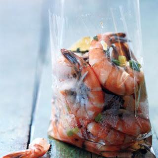 Jamaican Hot Pepper Shrimp.