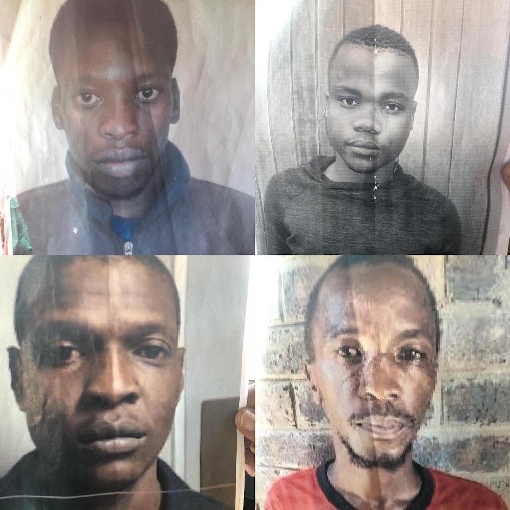 Short-lived freedom for Pienaar jail breakers - SowetanLIVE