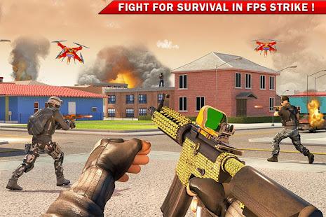 FPS Shooting - Counter Terrorist Gun Strike Game for PC-Windows 7,8,10 and Mac apk screenshot 2