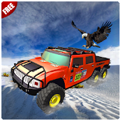 White Desert Offroad Racing Game