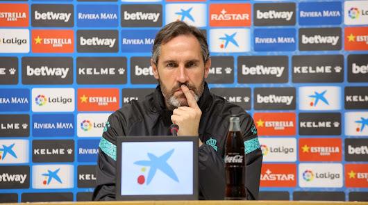 """Moreno: """"No firmo el empate"""""""
