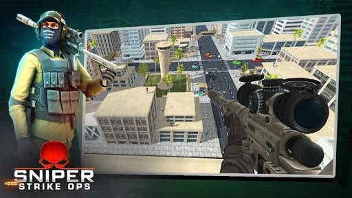 Sniper Strike Ops