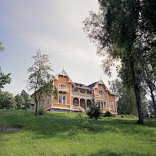 Photo: Järvilinna manor, lake side
