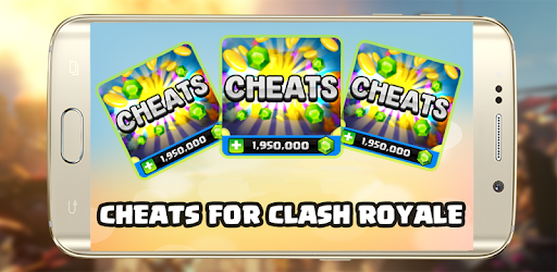 Cheat Clash Royale - Guide for PC