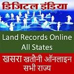 Land Records Online-Bhulekh Icon