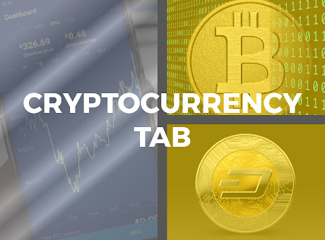 Cryptocurrency News Tab