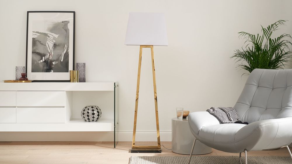Floor lamps - source: danetti.com
