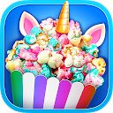 App Download Unicorn Food - Rainbow Popcorn Party Install Latest APK downloader