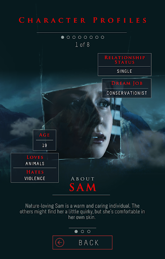 Until Dawn™: Your Companion 55804 screenshots 2