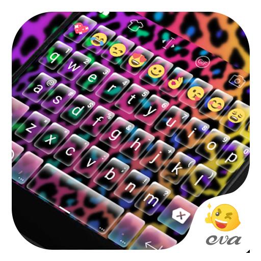 Colorful Cheetah Theme In 2016 遊戲 App LOGO-硬是要APP