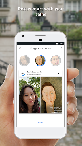Google Arts and Culture screenshot 3