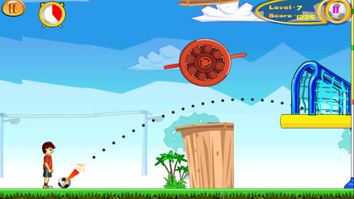 Shooting Boy: a Soccer Hero 1.5 screenshots 22