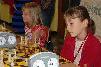 Photo: od lewej: Hanna Maruszczak i Dominika Walukiewicz