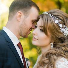 Wedding photographer Anna Khomko (AnnaHamster). Photo of 03.10.2018