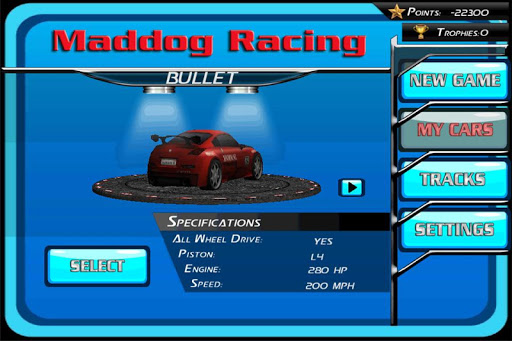 Maddog 3D Racing