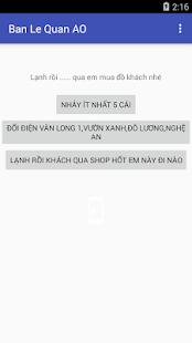 Ban Le Quan Ao - náhled