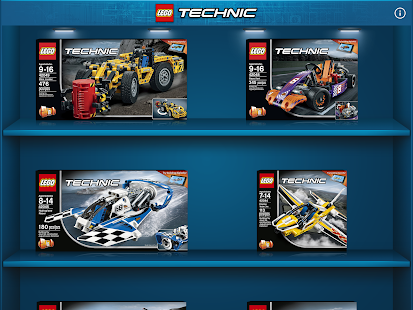 LEGO® Building Instructions- screenshot thumbnail