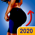 Buttocks Workout - Hips & Legs  Workouts icon
