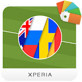XPERIA™ Football 2018 Theme