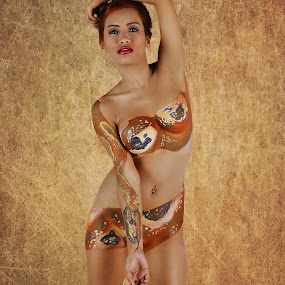 by Andrew Caw - People Body Art/Tattoos
