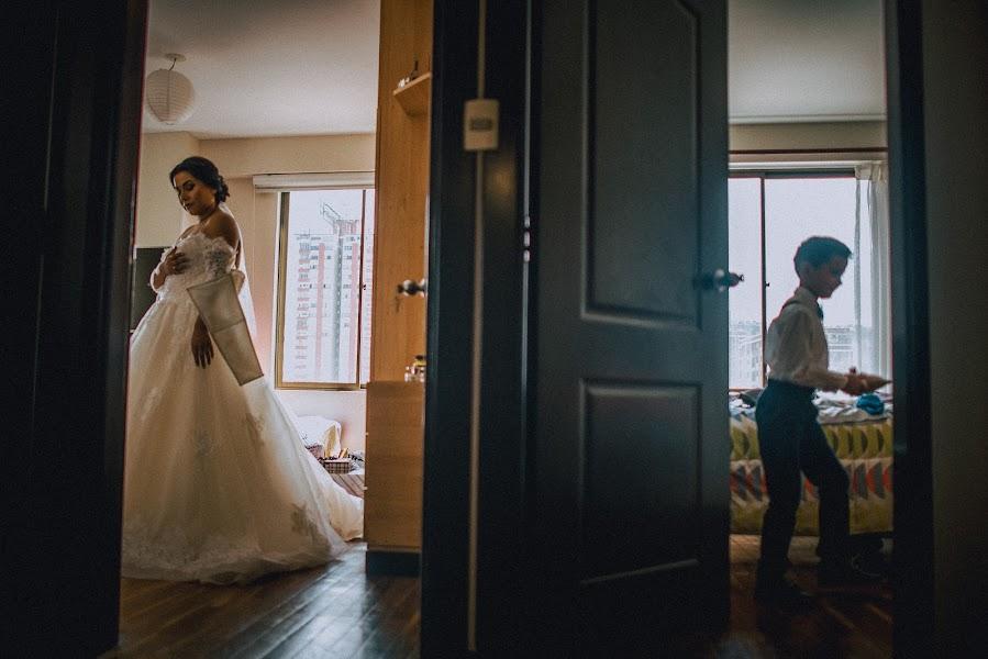 Wedding photographer Valery Garnica (focusmilebodas2). Photo of 30.01.2019