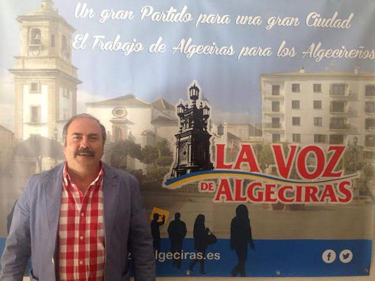 La Voz de Algeciras solicita una rebaja fiscal a los comerciantes