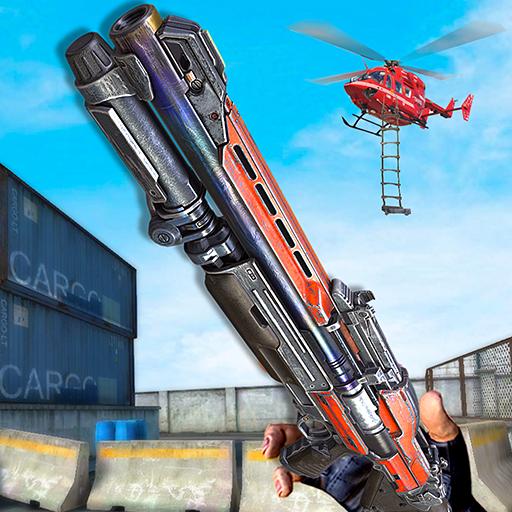 Gun Shooting Game : Commando Games