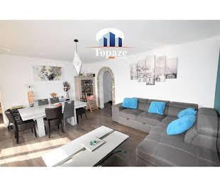 Appartement 4 pièces 87,13 m2