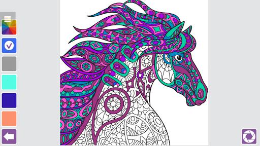 Mandala Coloring Book Free - Drawing App Kids  screenshots 4