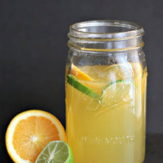 DIY Sour Mix for Cocktails.