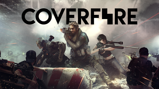 Cover Fire Games (apk) gratis te downloaden voor Android/PC/Windows screenshot