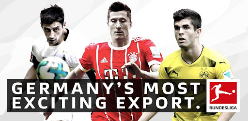 The official Bundesliga App - stay tuned to Germany's most exciting export
