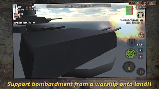Attack on Tank : Rush - World War 2 Heroes screenshots 8