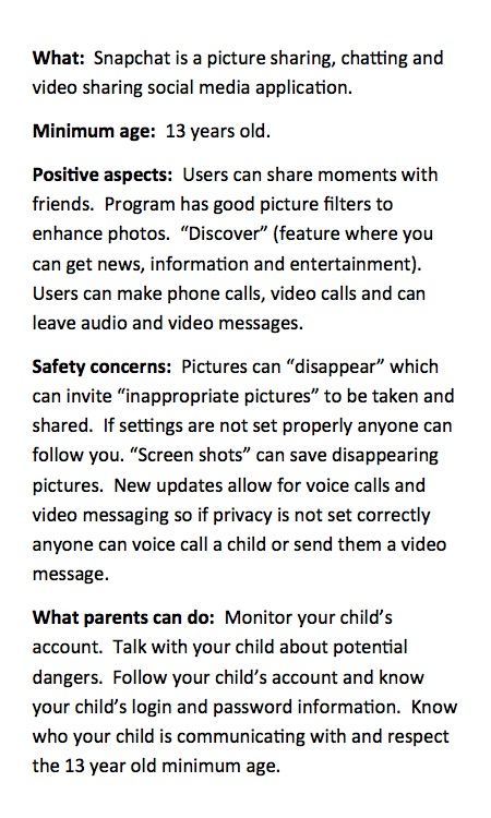 ... information about the apps. You can also download family contracts from  Scott's website. Child version