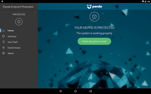 Endpoint Protection - Panda 3.2.5 screenshots 8