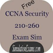 CCNA Security 210-260 Exam Sim