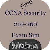 CCNA Security 210-260 Exam Sim