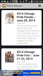 Chicago Pride Guide- screenshot thumbnail