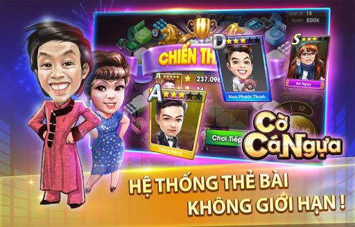 Cu1edd Cu00e1 Ngu1ef1a - Co Ca Ngua Zingplay - Game du00e2n gian  4