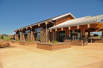 Photo: Northeast Wyoming Welcome Center - Located at Exit 199 near Sundance, Wyoming