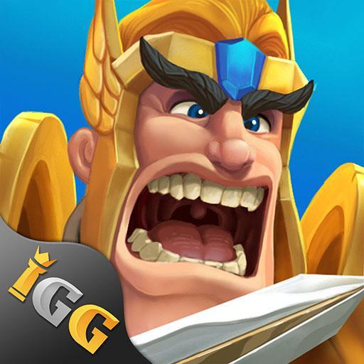 Lords Mobile: Guerra de Reinos - Batalla MMORPG