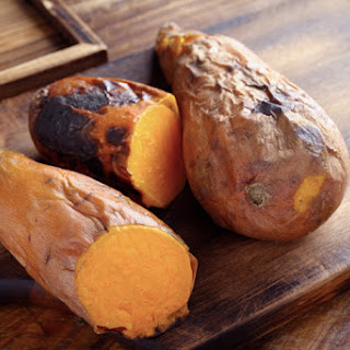 Dr. Mark Hyman's Sweet Potato Burgers