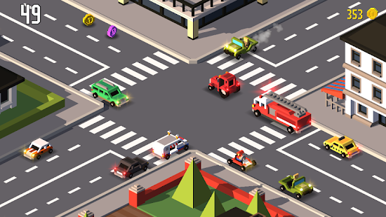Traffic Rush 2- screenshot thumbnail