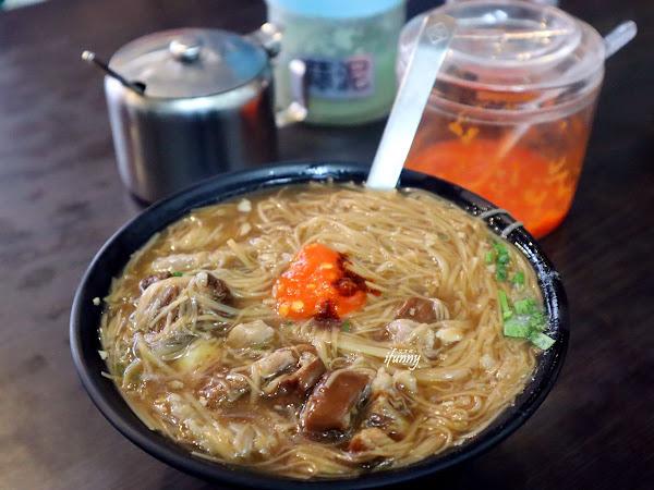 樂業麵線-料多實在湯頭好的排隊名店 一試就愛上的滷大腸