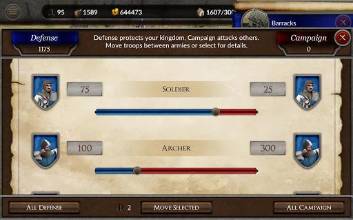 Conquest! android2mod screenshots 21
