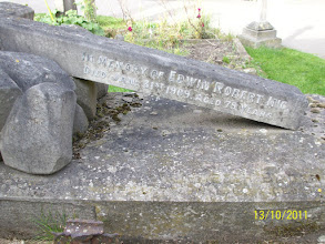 Photo: 5-Edwin Robert Ing, died January 31st 1909, aged 79 years
