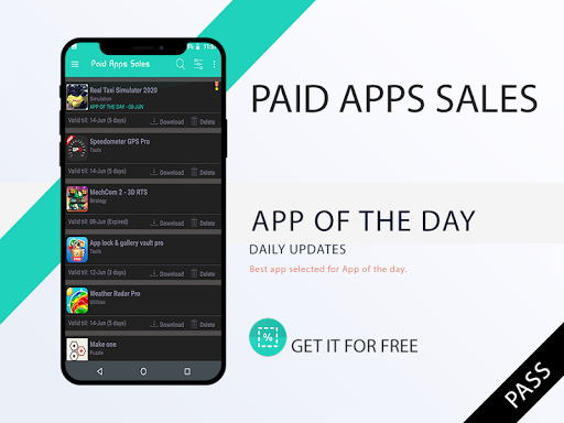 Paid Apps Sales Pro - Apps Free For Limited Time  screenshots 1