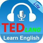TEDlang - Learn TED Talks, multi language subtitle 2.8 (Pro)